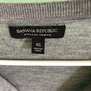 Grey Banana Republic Cardigan